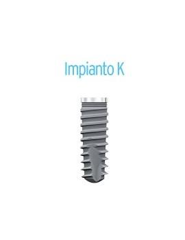 """Impianto """"K"""" Verde 3,3mm"""