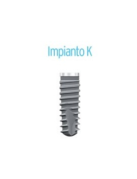 "Impianto ""K"" Rosso 4,5mm"