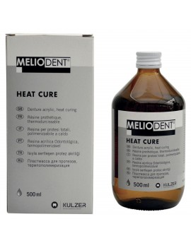 Meliodent Heat Cure 500ml